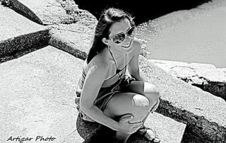 coco noir et blanc 2 revisitee