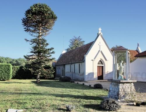 Le couvent des Bernardines à Anglet