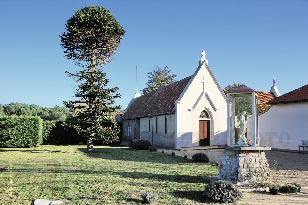 photo de chapelle des Bernardines