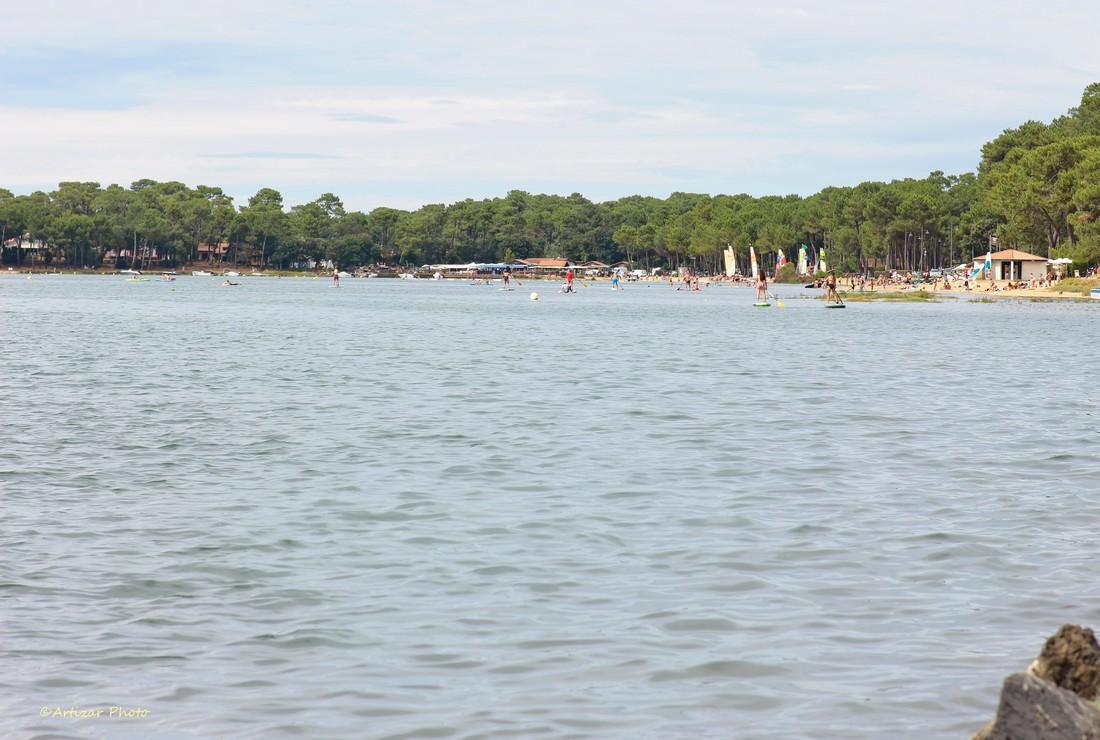 Lac Hossegor 061708-1