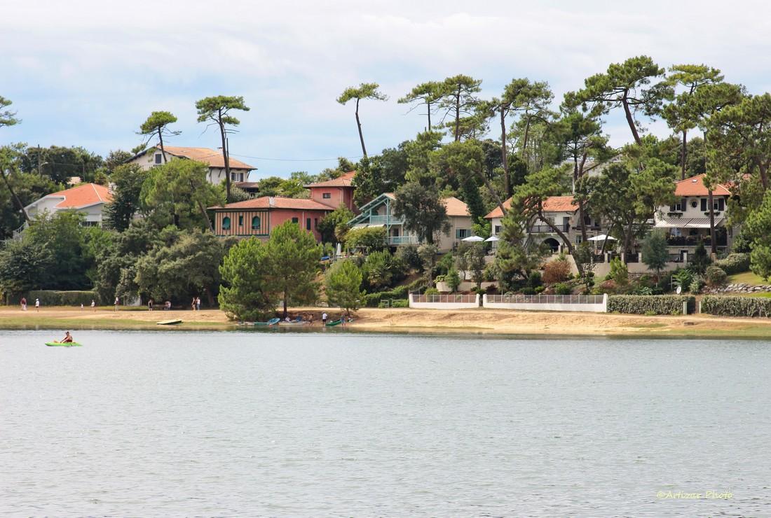 Lac Hossegor 081708-1